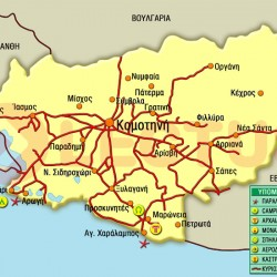 rodopi BEACHES map 1